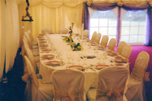 Marquee Weddings in Ireland